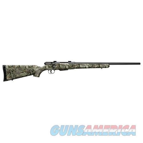 "Savage 19980 25 Walking Varminter Bolt 223 Rem 22"" 4+1 Synthetic Realtree Xtra Green Stk Black 19980  Guns > Rifles > S Misc Rifles"