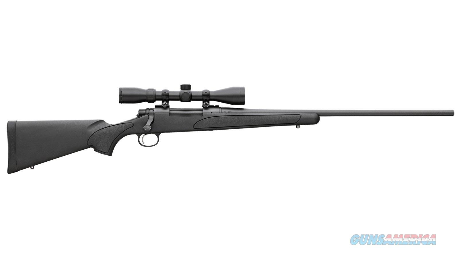 "Remington Firearms 27097 700 Adl With Scope Bolt 7Mm Remington Magnum 26"" 3+1 Synthetic Black Stk Blued 27097  Guns > Rifles > R Misc Rifles"