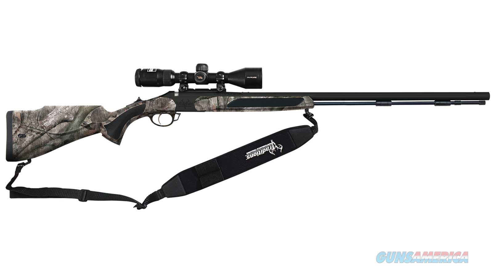 Traditions Drury Vortek Strikerfire R40-5692415DCS  Non-Guns > Black Powder Muzzleloading