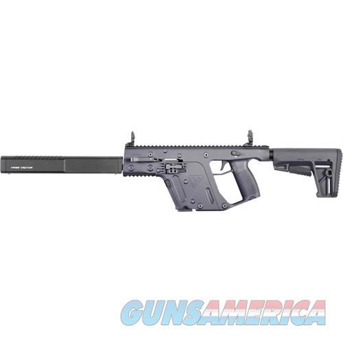 """Kriss Newco Usa Inc Vector Crb G2 9Mm 16"""" 17Rd M4 Stock Grey KV90CCG20  Guns > Rifles > K Misc Rifles"""