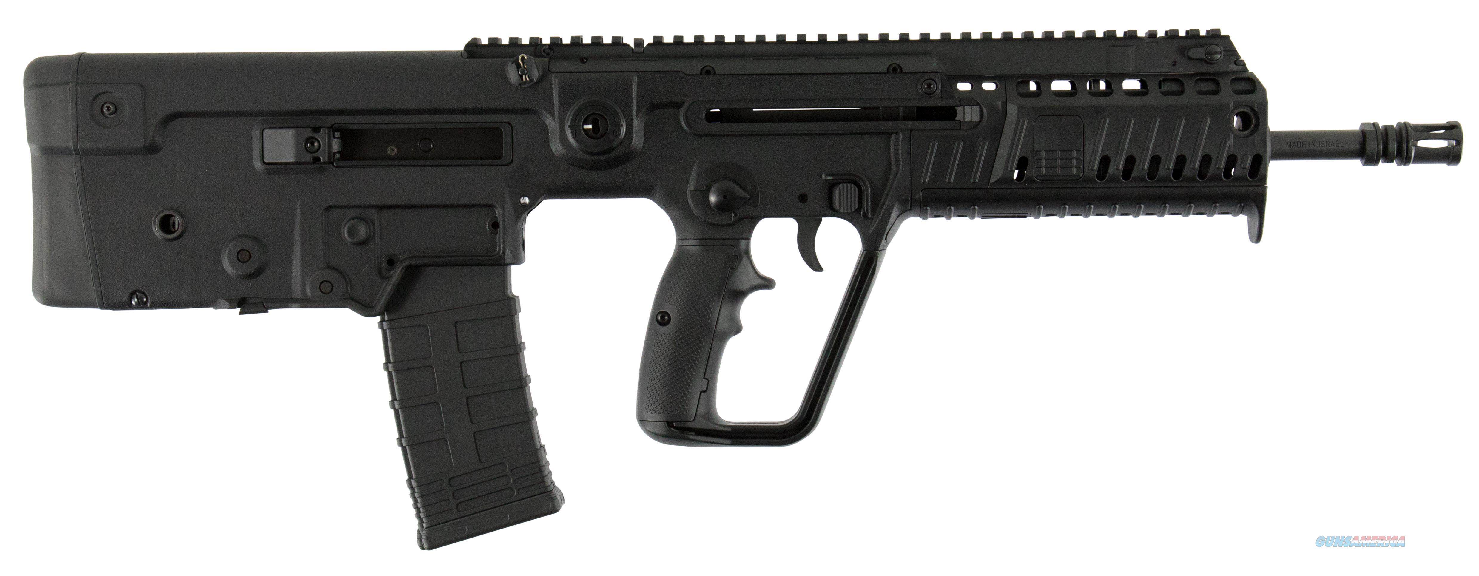 "Iwi Usa Tavor X95 5.56 18"" 30Rd Mag Blk XB18  Guns > Rifles > IJ Misc Rifles"
