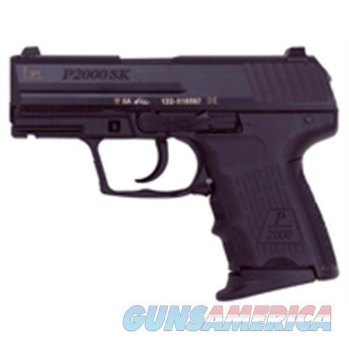 """Heckler & Koch P2000sk V2 Lem Trigger 9Mm 3.26"""" Bbl 3-Dot Fs 10Rd Black 709302-A5  Guns > Pistols > H Misc Pistols"""