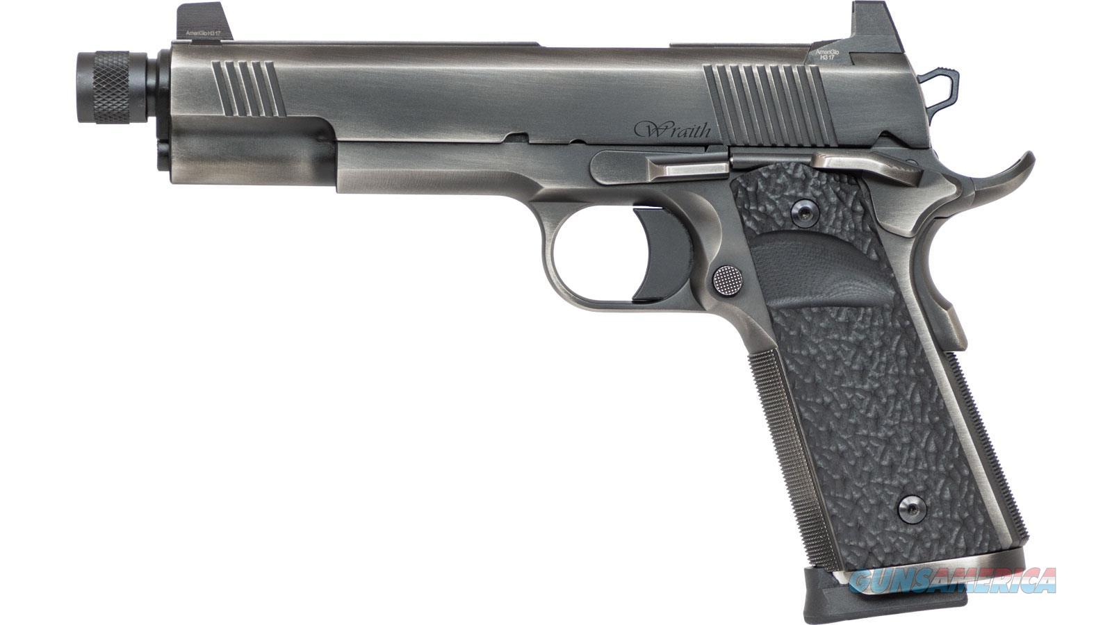 Czusa Dw Wraith Suppressor Ready 01849  Guns > Pistols > C Misc Pistols