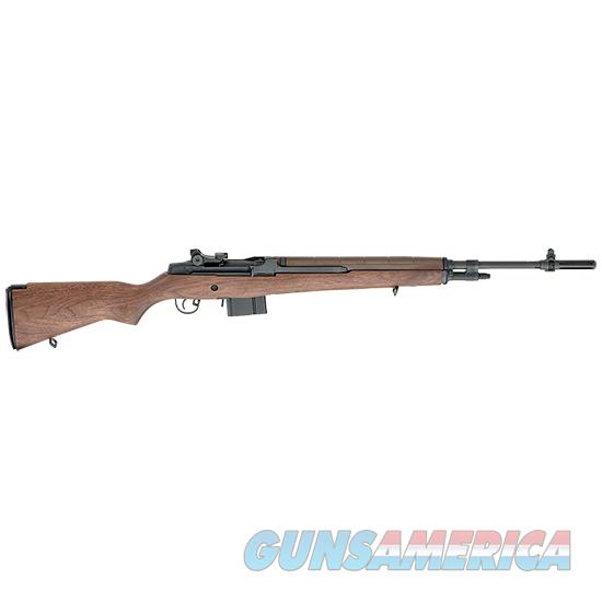SPRINGFIELD ARMORY M1A NATIONAL MATCH 308WIN WALNUT CA LEGAL NA9102CA  Guns > Rifles > Springfield Armory Rifles > M1A/M14