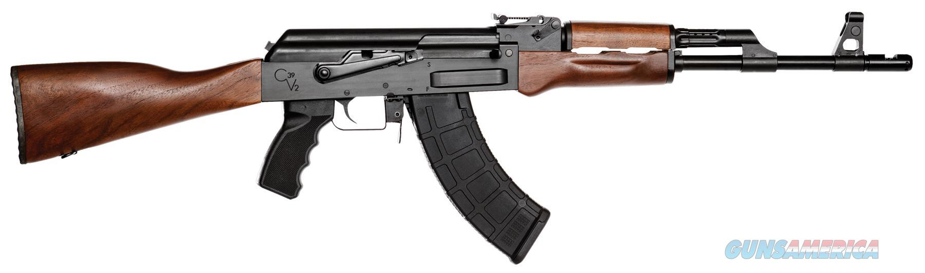 "CENTURY INTERNATIONAL ARMS C39V2 7.62X39 16.5"" 30RD RI2245-N  Guns > Rifles > Century International Arms - Rifles > Rifles"