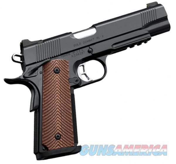 Kimber 45Acp Gold Combat Rl Ii KIM3200186  Guns > Pistols > K Misc Pistols