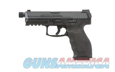 "HECKLER & KOCH VP9 TACTICAL 9MM 4.7"" 10RD 700009TLEL-A5  Guns > Pistols > H Misc Pistols"