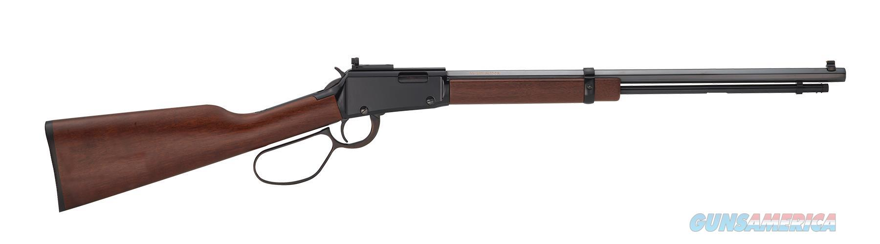 "Henry H001tlp Small Game Carbine  Lever 22 Short/Long/Long Rifle 17"" 12 Lr/16 Short American Walnut Stk Blued H001TLP  Guns > Rifles > H Misc Rifles"