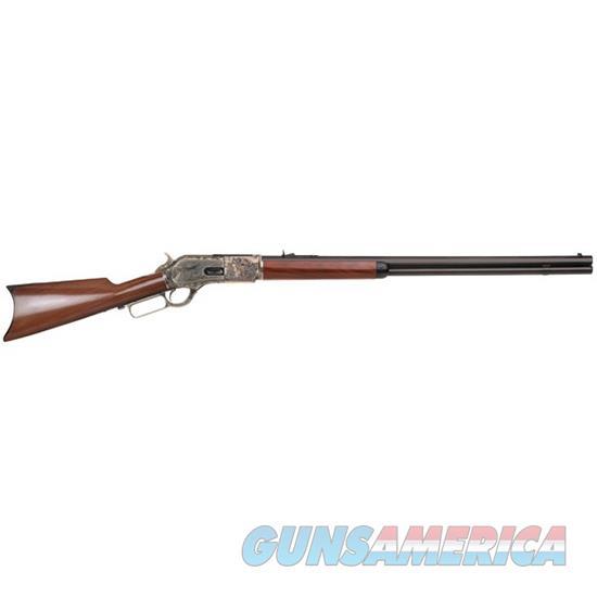 Cimarron Firearms Uberti 1876 Centenni Tm 28 45-75 CA2501  Guns > Rifles > C Misc Rifles