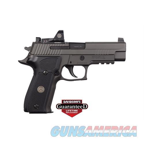 "Sig Sauer 226 Legion Rx 9Mm 4.4"" 226R-9-LEGION-RX  Guns > Pistols > S Misc Pistols"