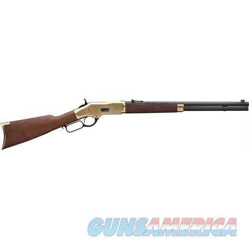 """Winchester 1866 Yellowboy .38 Special 20"""" Brass Walnut 534244188  Guns > Rifles > W Misc Rifles"""