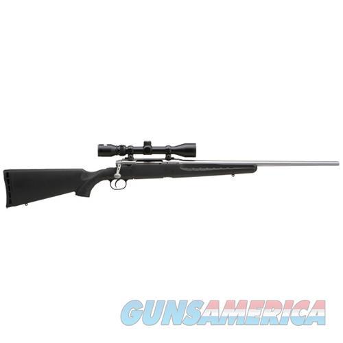 Savage Axis Xp Ss 270Win 22 Dbm 19180  Guns > Rifles > S Misc Rifles