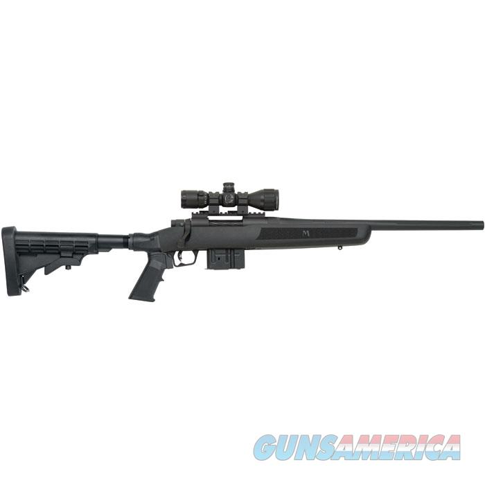 MOSSBERG FIREARMS MVP FLEX 7.62 W/SP MED B B 27753  Guns > Rifles > Mossberg Rifles > MVP