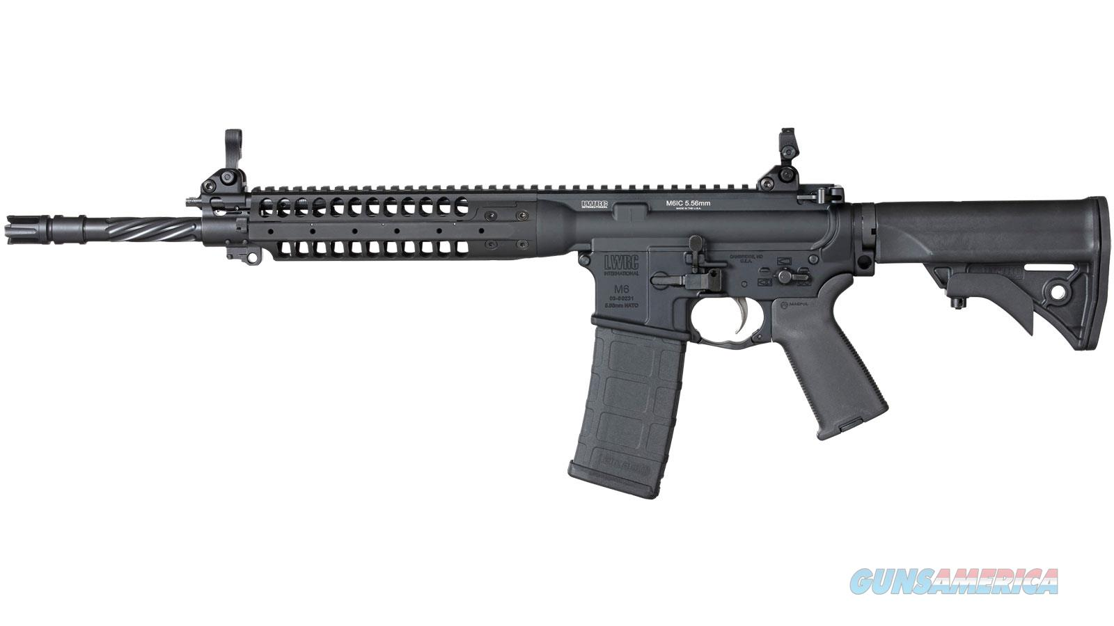 Lwrc International Llc Icer5b16 Ic Enhanced 5.56 ICER5B16  Guns > Rifles > L Misc Rifles