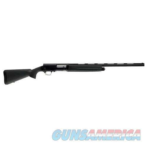"Browning A5 Stalker 12Ga.3.5"" 30"" Vr Invds-3 Matte Black Synthetic 0118012003  Guns > Shotguns > B Misc Shotguns"