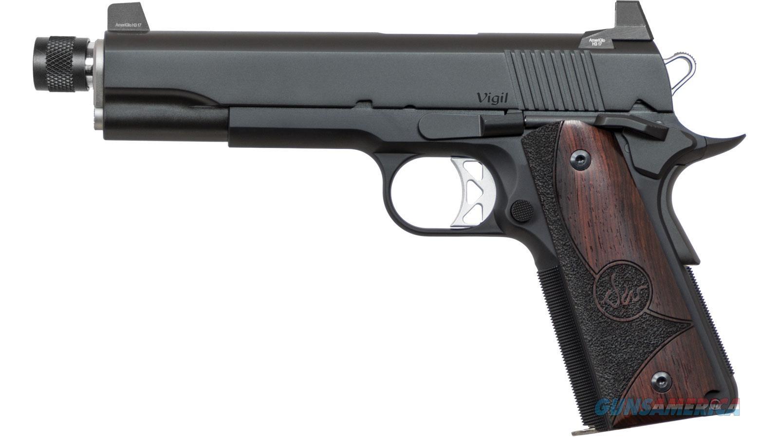 Dan Wesson Dw Vigil Suppressor Ready 01831  Guns > Pistols > C Misc Pistols