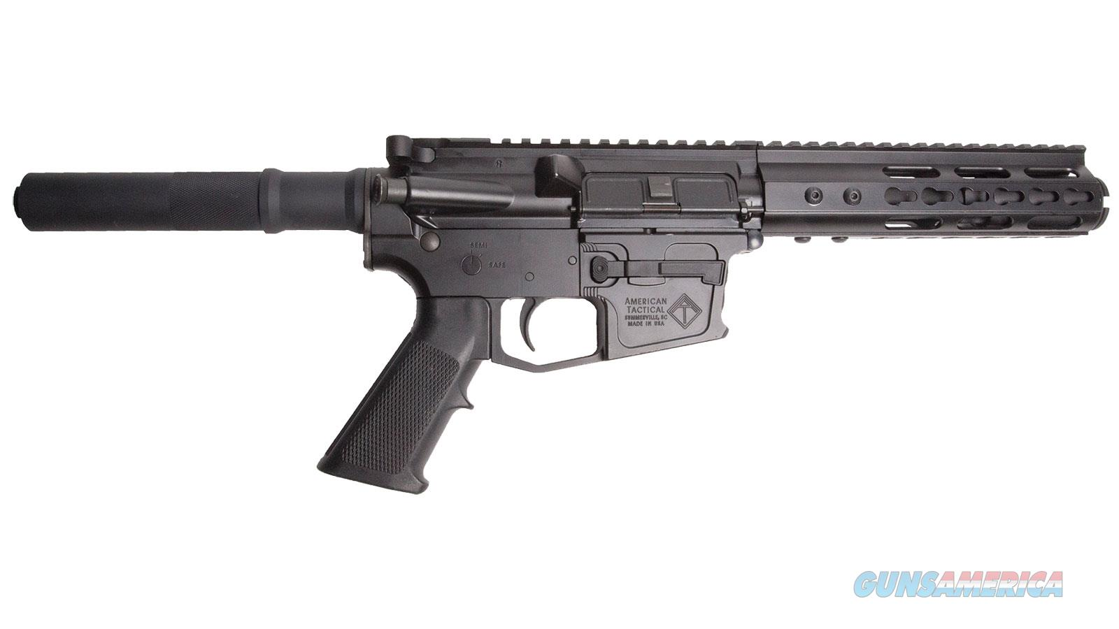 AMERICAN TACTICAL ATI-15 9MM 5.5 17RD MIL-SPORT 7 KEYMOD G15MSP9KM5  Guns > Rifles > American Tactical Imports Rifles