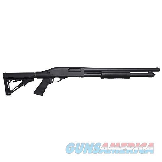 Remington 870 12Ga 18.5 Cyl 6Rd Magpul Ctr Stk Black 81212  Guns > Shotguns > R Misc Shotguns