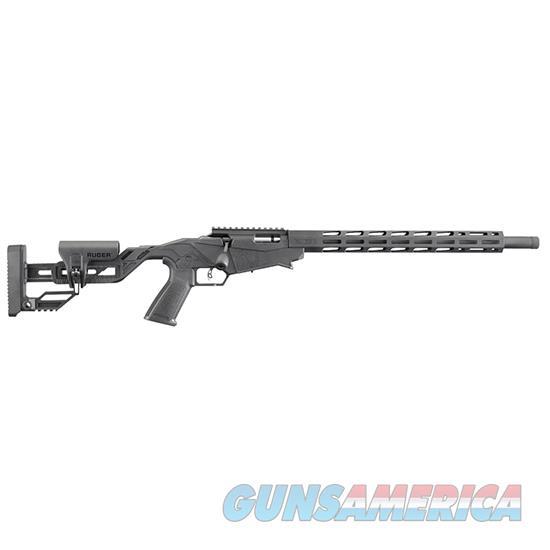 "Ruger Precision Bolt Action Rifle, 22 Lr, 18"" Threaded Bbl, Quick Fit Adjustable Stock, 10+1 Rnd, 8401  Guns > Rifles > R Misc Rifles"