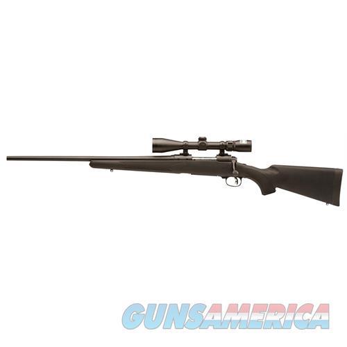 "Savage 19712 11 Trophy Hunter Xp Yth Lh Bolt 7Mm-08 Rem 20"" 4+1 Syn Blk Stk Blk 19712  Guns > Rifles > S Misc Rifles"