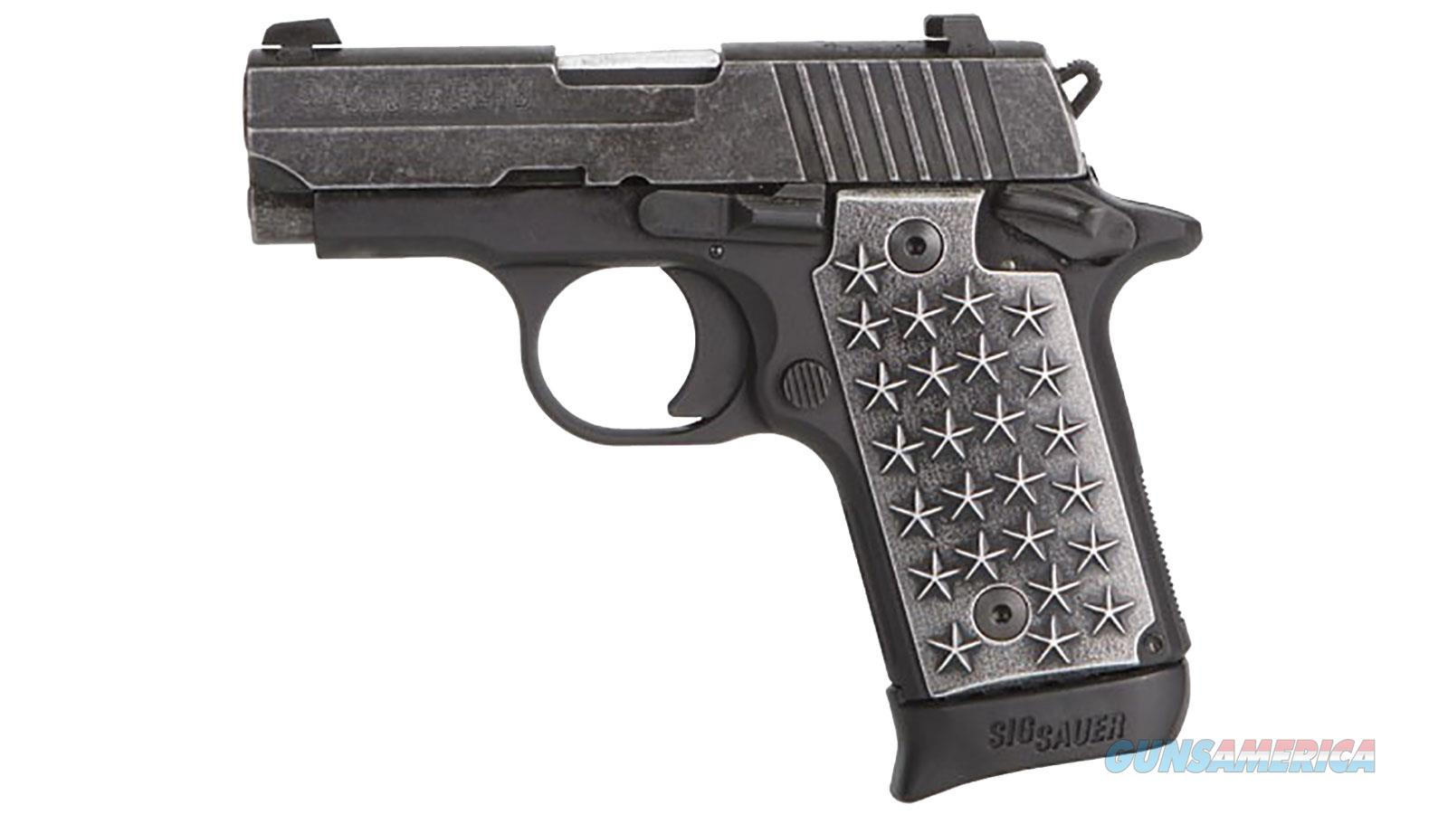 Sig Sauer P238 We The People 380Acp 7+1 238-380-WTP  Guns > Pistols > S Misc Pistols