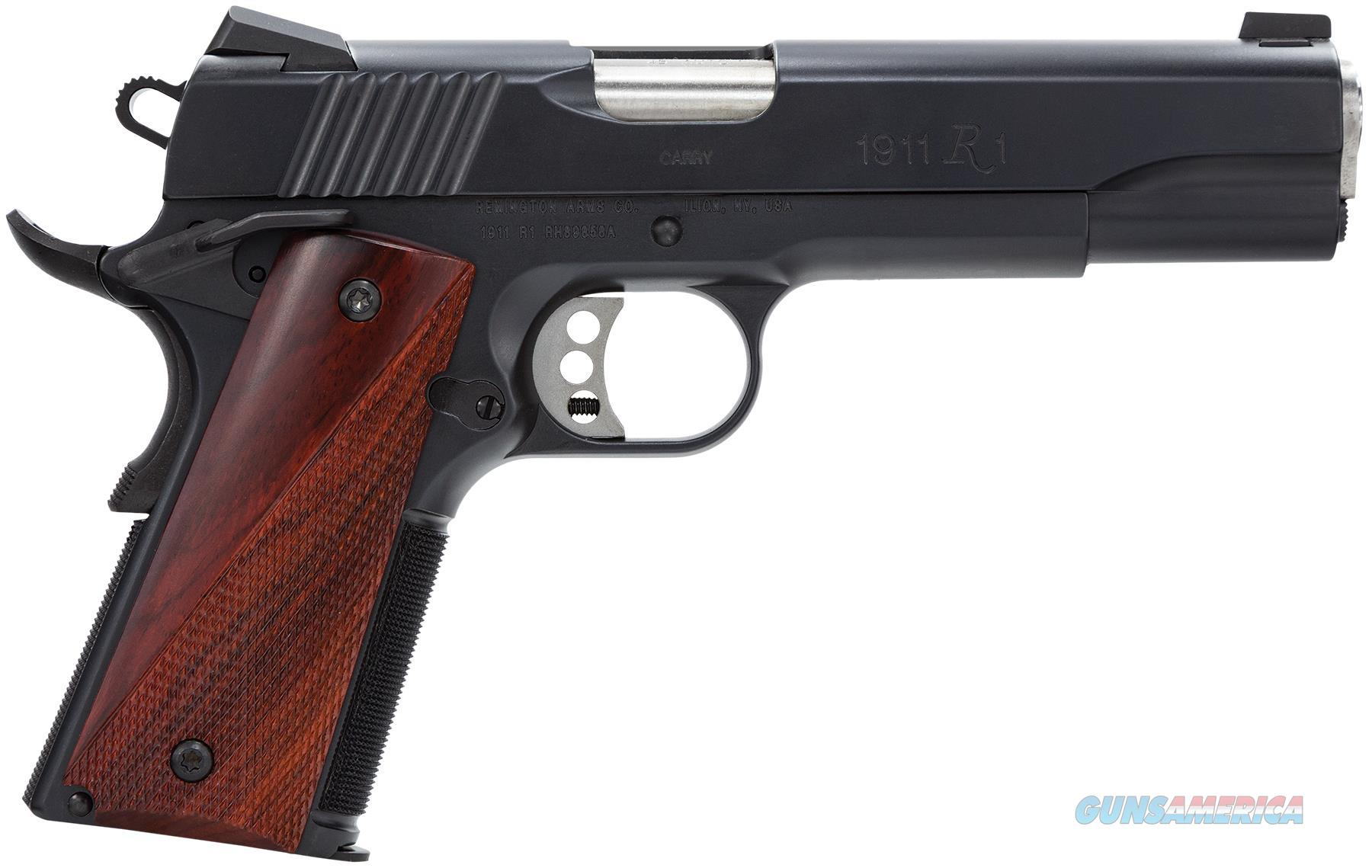 "REMINGTON 1911 45ACP 5"" CARRY 96332  Guns > Pistols > Remington Pistols - Modern > 1911"