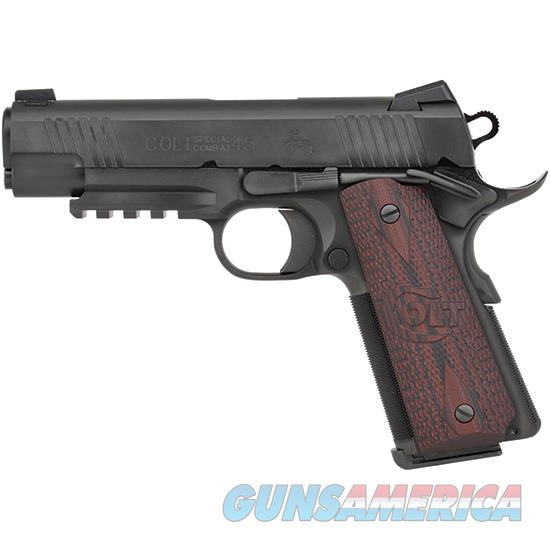 Colt Special Combat Rail Commander 45Acp 4.25 O4012RGZ  Non-Guns > Magazines & Clips > Pistol Magazines > Other