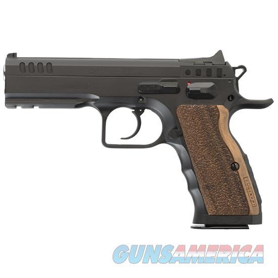 Ifg Tanfoglio 9Mm 4.45 Defiant Stock I TFSTOCKI9  Guns > Pistols > IJ Misc Pistols