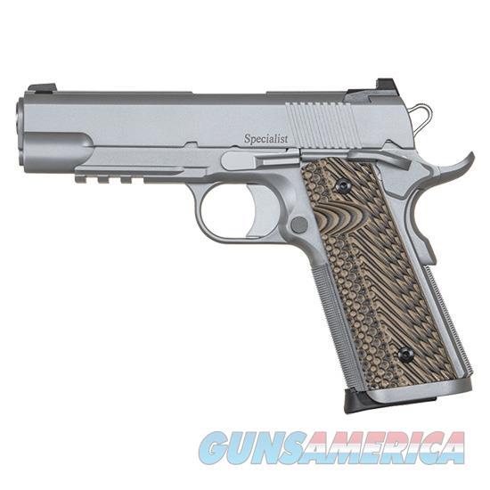 Czusa Dw Specialist Command 45Acp Ss Tac 2 Dot Ns 8R 01891  Guns > Pistols > C Misc Pistols