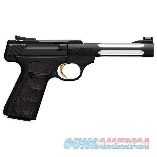 Browning Buck Mark Blk Flute Lite 22Lr Ufx As 051526490  Guns > Pistols > B Misc Pistols