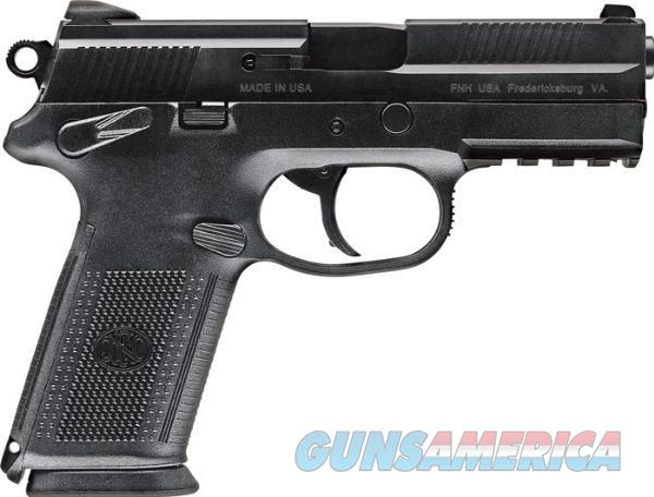 FN MANUFACTURING FNX 40 DASA MS BLK 14RD 66852  Guns > Pistols > FNH - Fabrique Nationale (FN) Pistols