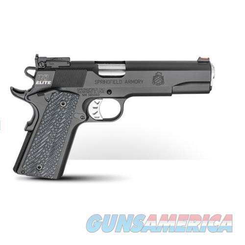Springfield Armory 1911 Range Officer Elite 9Mm Black T PI9129E  Guns > Pistols > S Misc Pistols