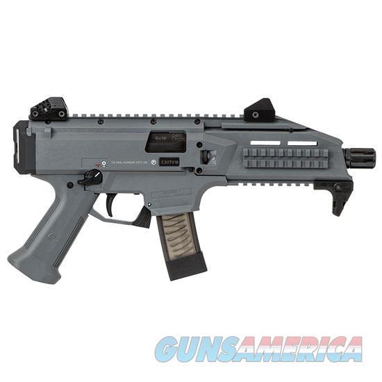 Czusa Scorpion Evo 3 S1 9Mm Battle Gry 1/2X28 Thrd 91356  Guns > Pistols > C Misc Pistols