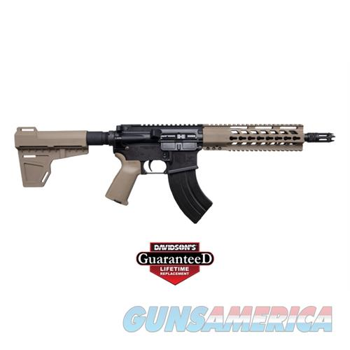 "Diamondback Db15*Pistol 762X39 10""Fde 9"" Rail   28Rd DB15P47FDE10  Guns > Pistols > D Misc Pistols"