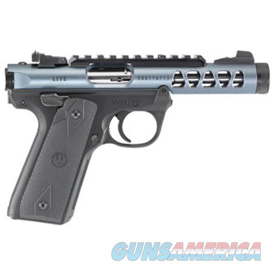 Ruger Mark Iv 22/45 Lite 22Lr G43918  Guns > Pistols > R Misc Pistols