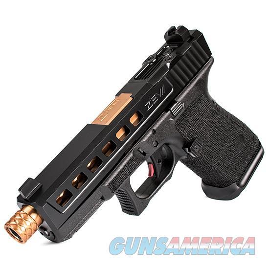 Zev Technologies Z19 Dragonfly 4Th Gen Threaded Rmr 4G19DFLYRMRCWABSTH  Guns > Pistols > XYX Misc Pistols