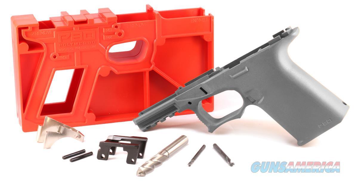 Pf940cv1 Frame Polymer Tacgray 9Mm/40 S&W Glock  19/23 P80PF940CV1R  Guns > Rifles > PQ Misc Rifles