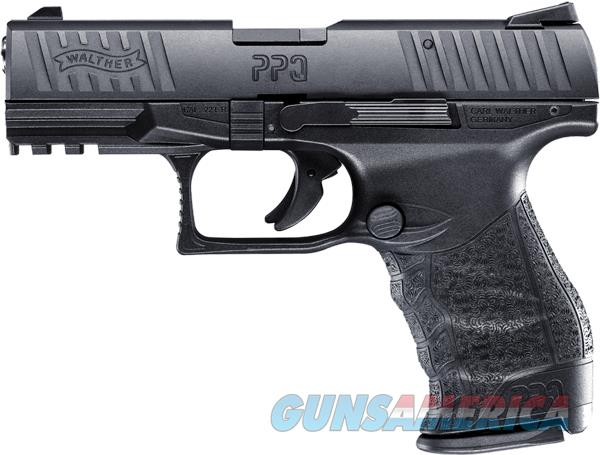 "WALTHER ARMS PPQ 22LR 4"" PSTL BLK 12RD 5100300  Guns > Pistols > Walther Pistols > Post WWII > P99/PPQ"