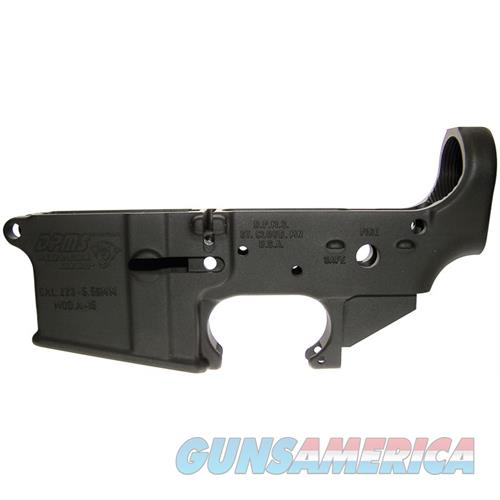 Dpmspanther Arms Stripped Lower Receiver, Gen 1, 223|5.56, Black State Laws Apply LR-05K  Guns > Rifles > D Misc Rifles