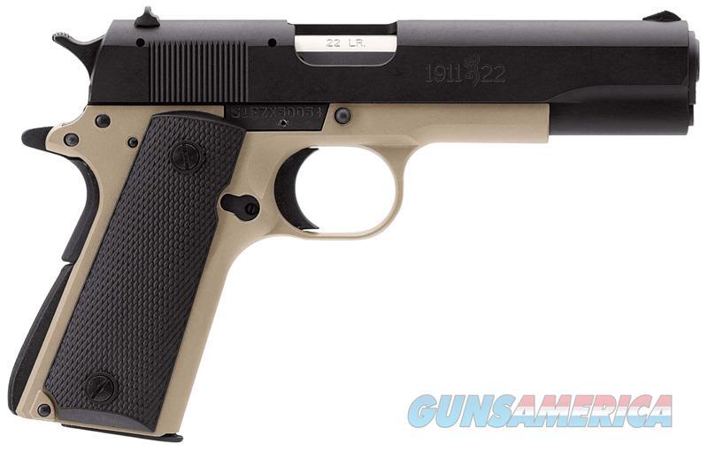 Browning 1911-22 A1 .22Lr Pistol Fs Black Slide/Tan Frame  < 051808490  Guns > Pistols > B Misc Pistols