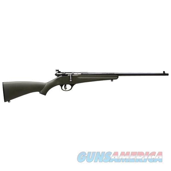 "Savage Arms Rascal 22Lr 16"" Grn Syn 13790  Guns > Rifles > S Misc Rifles"