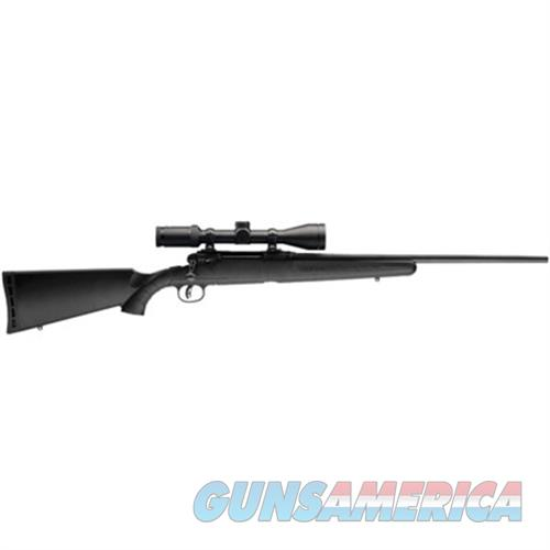 "Savage Axis Ii Xp 7Mm-08 Rem 22""  W/ Weaver Kaspa 3-9X 22224  Guns > Rifles > S Misc Rifles"