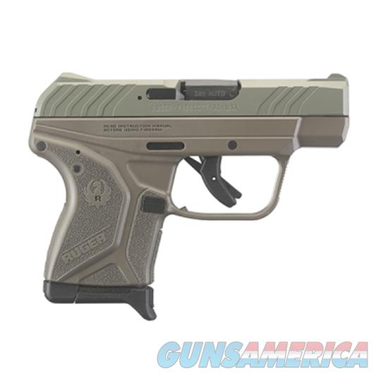 Ruger Talo Lcp Ii 380Acp Jgl Grn Slide Fde Frame 3779  Guns > Pistols > R Misc Pistols