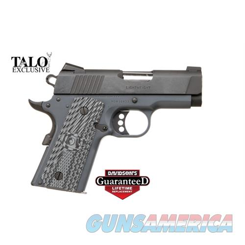 Colt Defend Cmbt Grey 9Mm 8R Tl O7802XE-CG  Guns > Pistols > C Misc Pistols