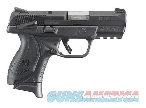 RUGER AMERICAN PISTOL COMP 9MM MSAFETY MA LEGAL 8663 Guns > Pistols > Ruger Semi-Auto Pistols > American Pistol