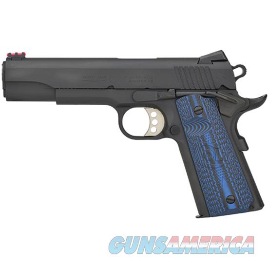 Colt Government 45Acp 5 Competition Series 70 O1970CCS  Guns > Pistols > C Misc Pistols