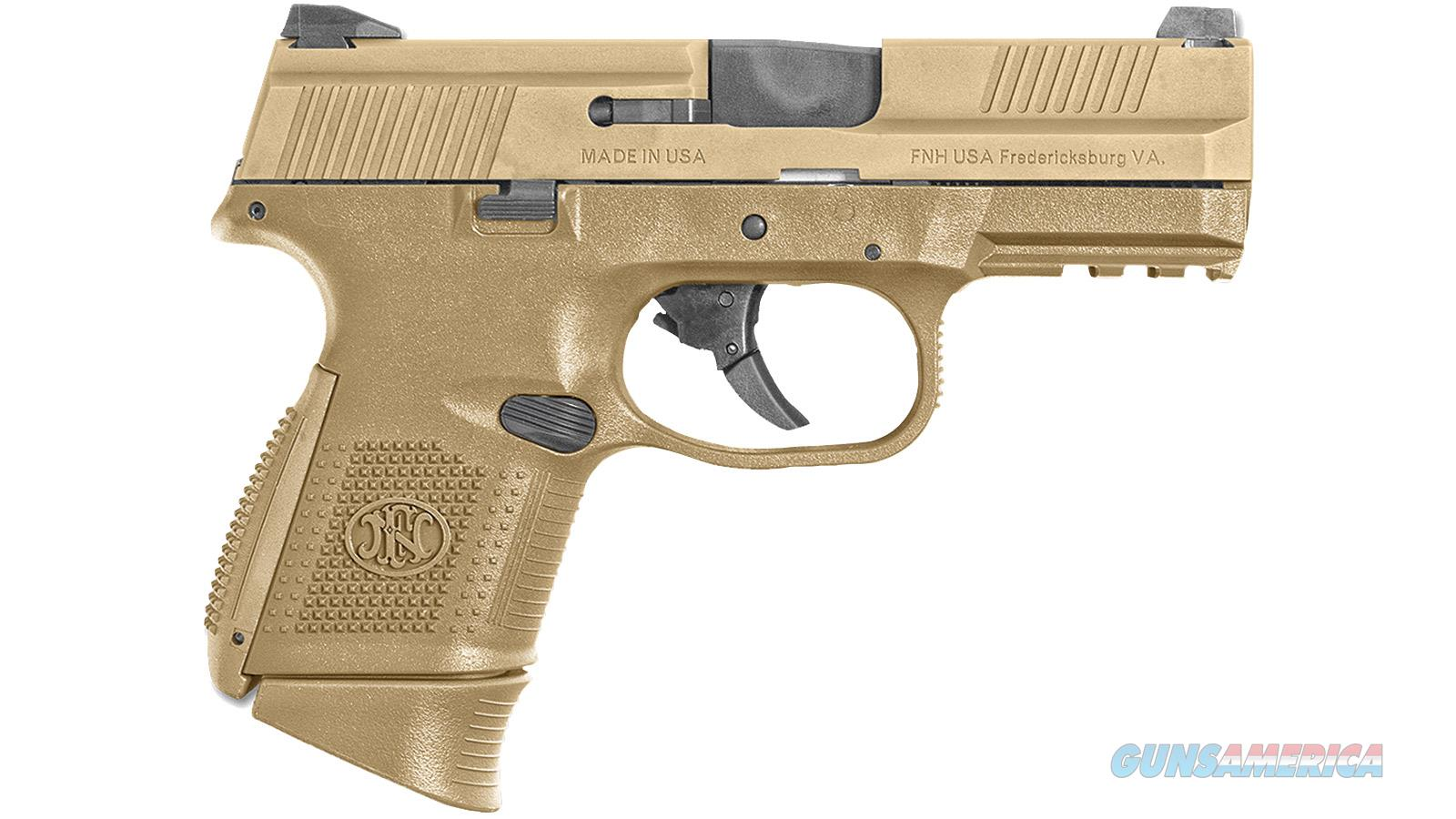 "Fn Manufacturing Fns-9C Fde 9Mm 3.6"" 10Rd 66100113  Guns > Pistols > F Misc Pistols"