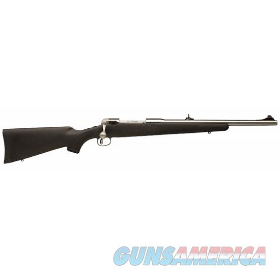 Savage Arms 116 Alaskan Brush Hunter 375Rug Ss La 20 19665  Guns > Rifles > S Misc Rifles