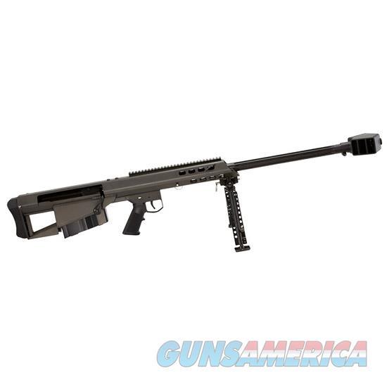Barrett 95 50Bmg 29 Blk Sys W/ Scope 5Rd 13140  Guns > Rifles > Barrett Rifles