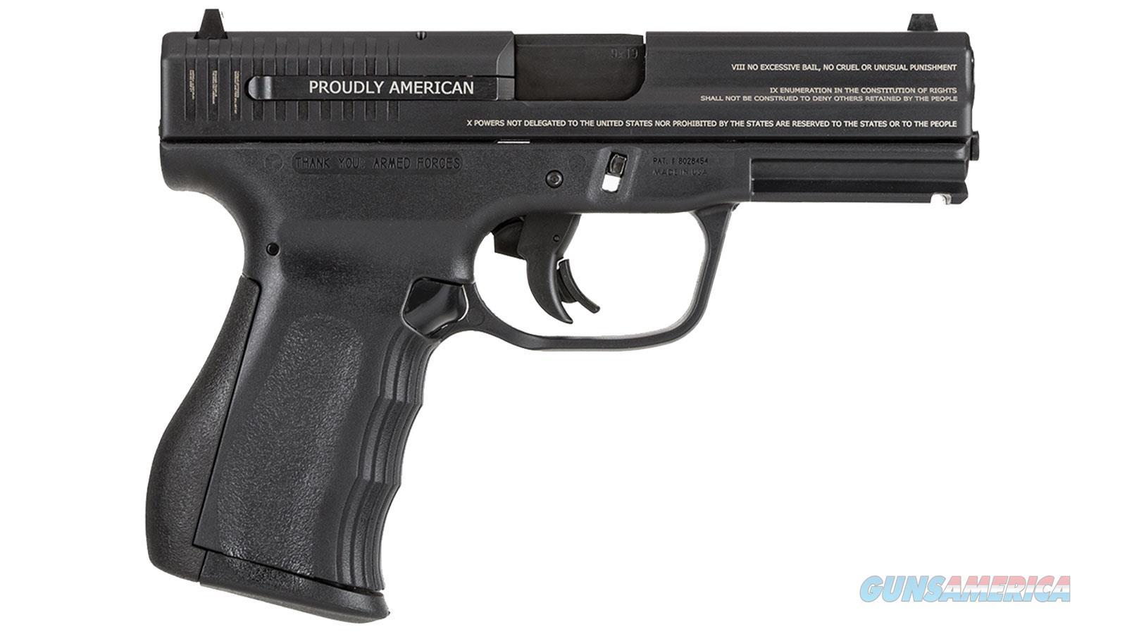 """Fmk Firearms 9C1g2-Dao 9Mm 4"""" 10Rd FMKG9C1G2ECM  Guns > Pistols > F Misc Pistols"""